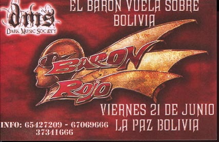 Baron Rojo 001
