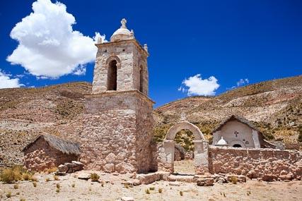 Rosapata Chapel