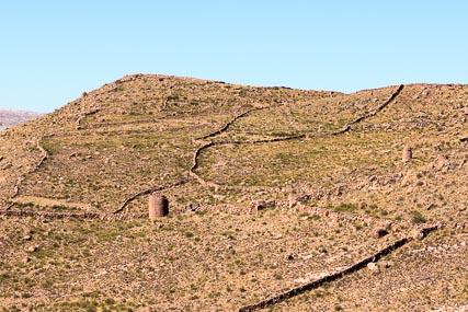 Landscape with Chulpas